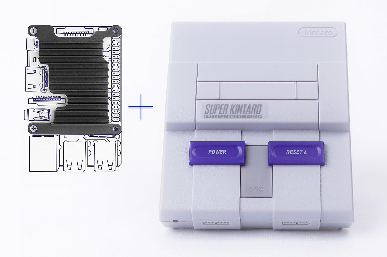 Funda inspirada en Kintaro SNES Raspberry Pi - Super Kuma ...