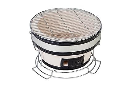 Amazon.com: Fire Sense HotSpot redondo Yakatori parrilla de ...