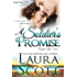 A Soldier's Promise: A Small Town Christian Romance (Crystal Lake Series Book 2)