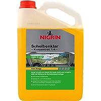 Nigrin 73137 Scheibenklar Konzentrat Orange 1:4 (15L) 3.000 ml