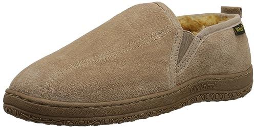 e01a00f1503 Old Friend Men s Romeo Slipper  Amazon.ca  Shoes   Handbags