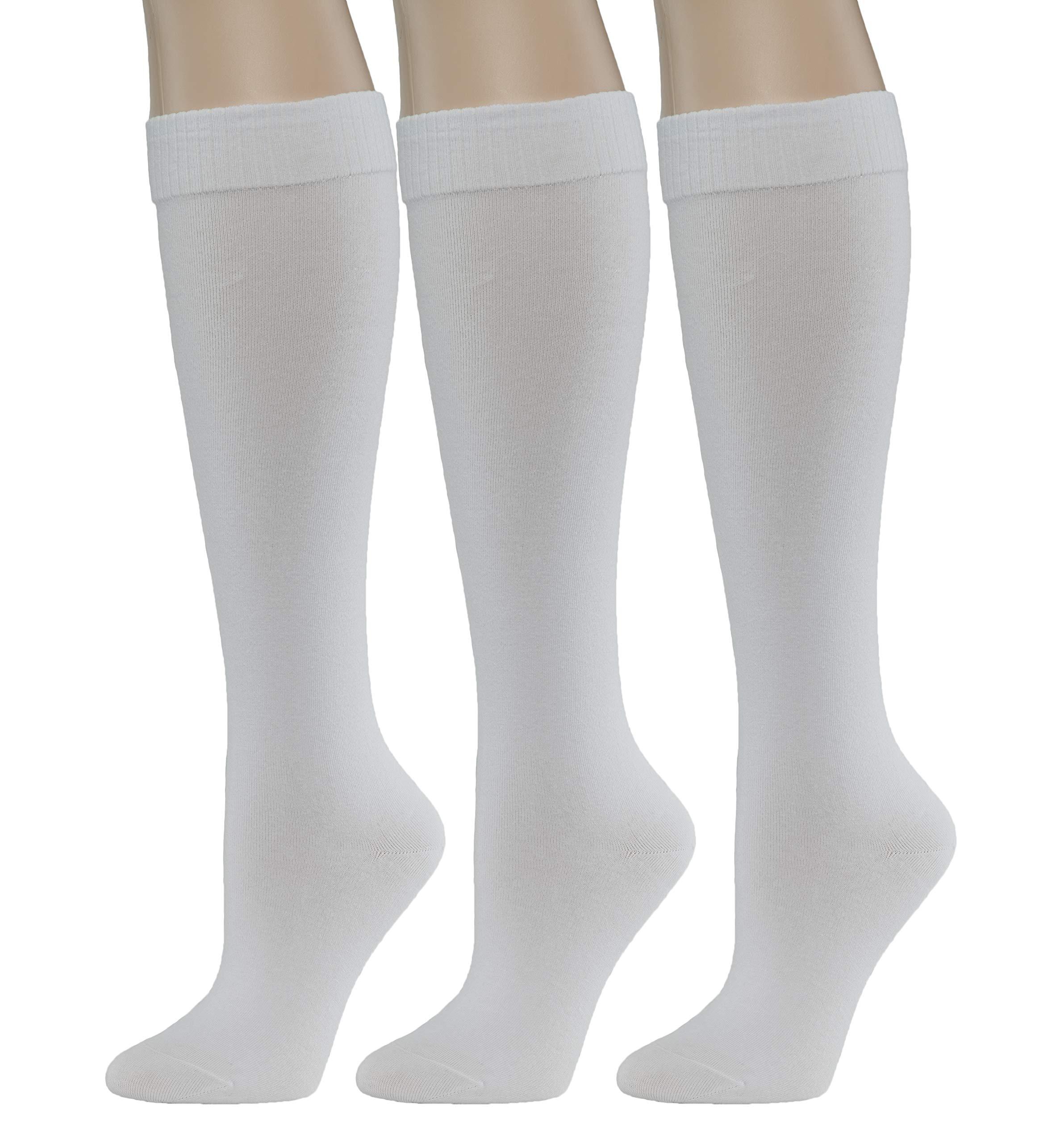 45b5d7f6b6e Amazon.com  Diabetic Socks Knee High