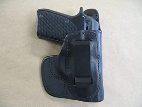 Amazon com : Azula IWB in The Waistband Concealed Carry Leather