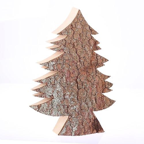 Weihnachtsdeko Rinde.Holzdeko Baum Filigran Groß Ausführung Rinde Weihnachtsdeko