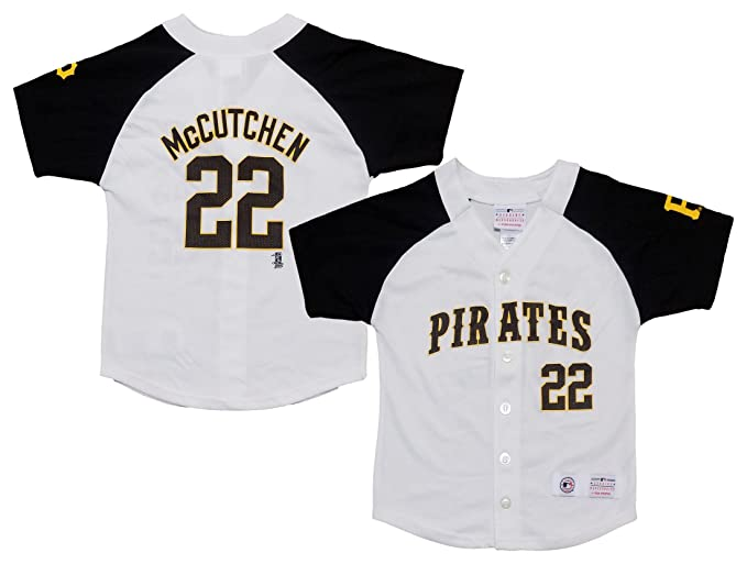 cheaper 611a0 f8e4b Amazon.com: Outerstuff Andrew McCutchen Pittsburgh Pirates ...