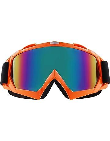 Sijueam Lunettes de Protection de Yeux Visage Masque pour Sport de Plein  air Anti-UV fa01f8a721f9