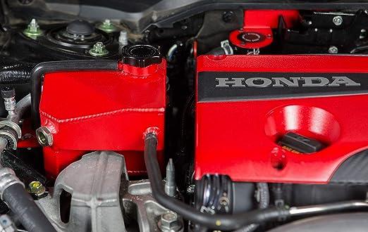 Amazon.com: 2017+ MMRT-CTR-17EMWRD Honda Civic Type R Aluminum Expansion Tank, Rallye Red: Automotive