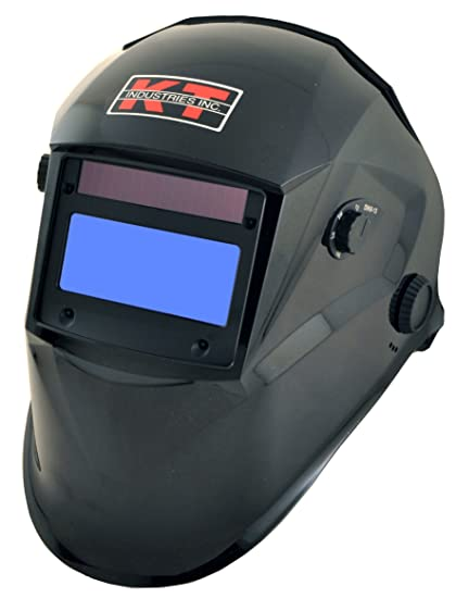 K-T Industries 4-1050 Auto Darkening Welding Helmet