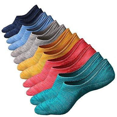f8d787c96e206 Anliceform Socquettes taille basse pour homme
