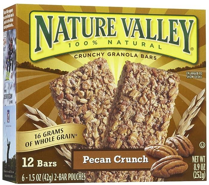 Top 10 Nature Valley Chili Bar