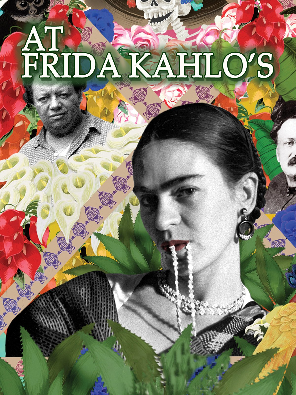 At Frida Kahlo's