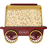Tabletop Popcorn Machine- Vintage, Retro Electric Counter Top Theater Style Popper Popcorn Maker Carnival