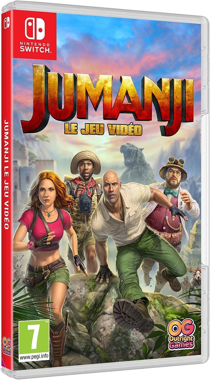 Jumanji : Le Jeu Vidéo - switch | Funsolve . Programmeur