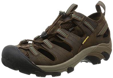 d184e78733 KEEN Australia Men's Arroyo II Trekking Sandal, Slate Black/Bronze Green,  ...