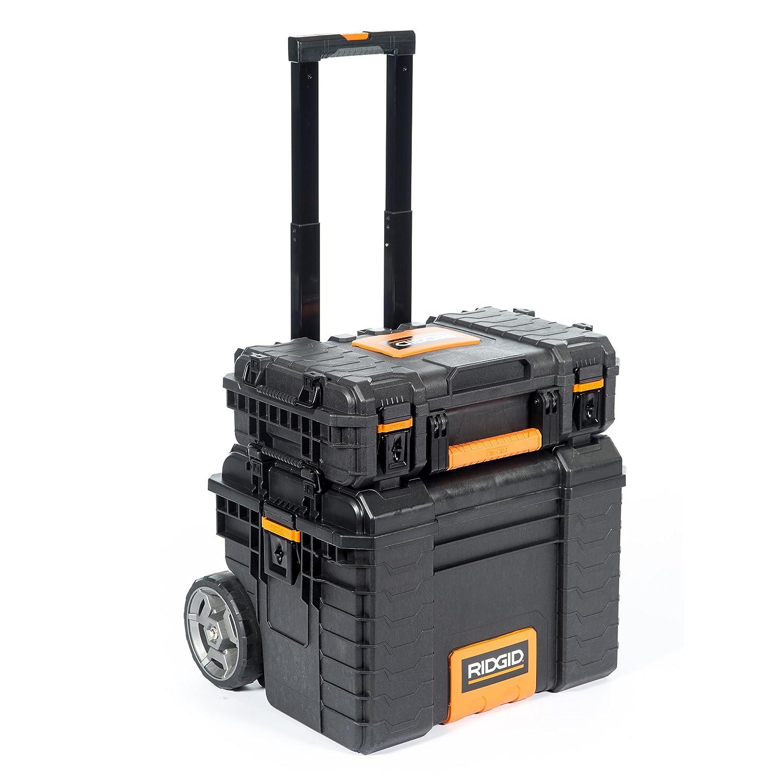 RIDGID 54338 Caja de herramientas organizadora profesional, Caja ...