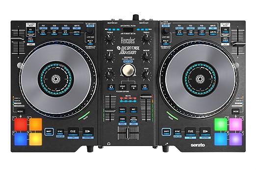 11 opinioni per Hercules Dj Control Jogvision Consolle per DJ