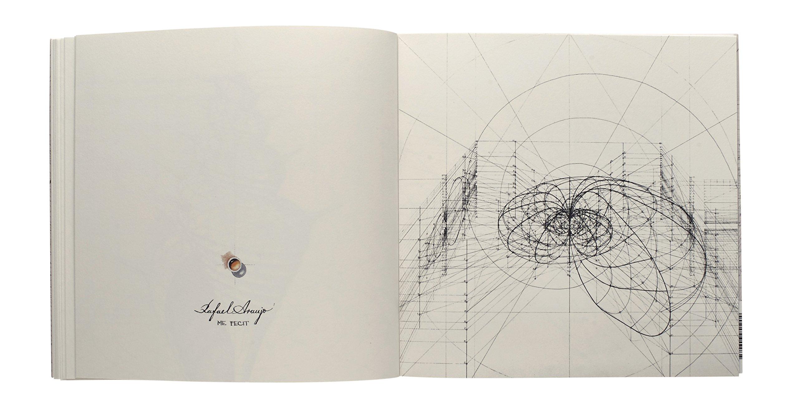 Emotional Lines In Art : Amazon.com: golden ratio coloring book by artist rafael araujo