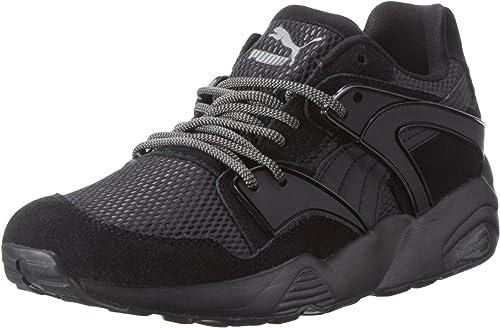 PUMA Blaze, Sneakers Basses Mixte Adulte, Noir