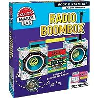 Deals on KLUTZ Maker Lab Radio Boombox K832584