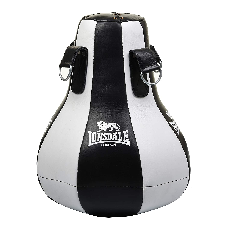 Saco de Boxeo para Hombre Lonsdale L60 Piel
