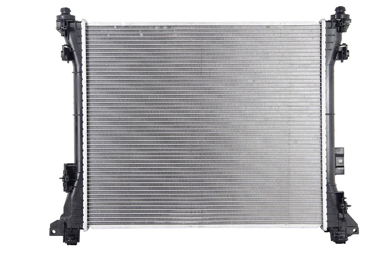 Klimoto Brand New Radiator fits Chrysler Town & Country Dodge Grand Caravan Volkswagen Routan 3.6L 3.8L 4.0L V6 CH3010345 4677751AA 4677755A 4677755AE 4677755AE