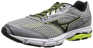 new concept 53b85 dea0e Mizuno Men s Wave Legend 3 Running Shoe, Alloy Black, ...