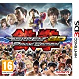 Tekken 3D - Prime Edition (Nintendo 3DS) [Importación inglesa]