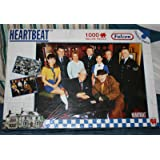 Heartbeat TV Series 1000 Piece De Luxe Double Sided Jigsaw Puzzle Featuring PC Mike Bradley (Jason Durr)