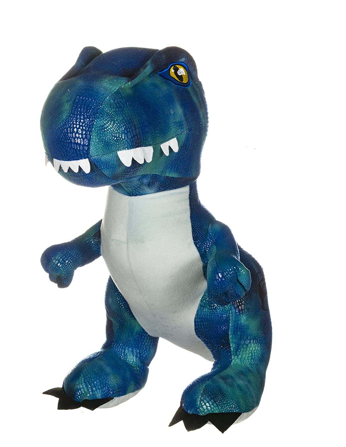 Posh Paws 37456 JW2 Jurassic World 2 Blue Raptor - Pajarita (Talla única), Color Azul: Amazon.es: Juguetes y juegos