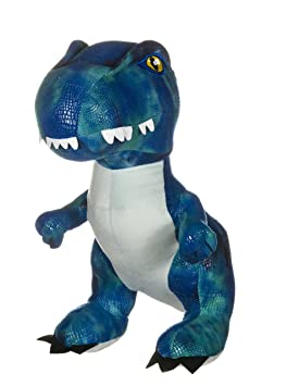 Posh Paws 37456 JW2 Jurassic World 2 Blue Raptor - Pajarita (Talla única),