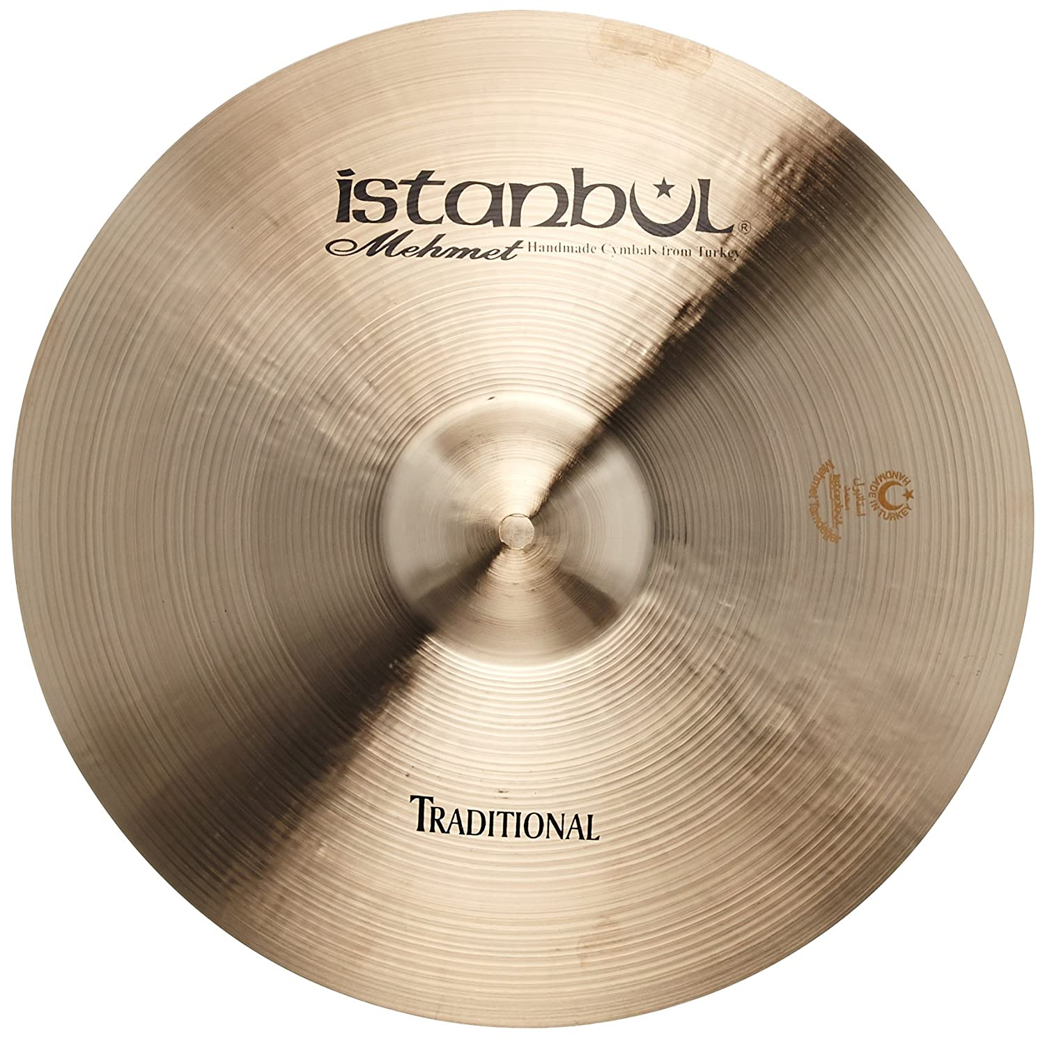 Istanbul Mehmet Cymbals 20\ Sizzle Signature Series 60th (20