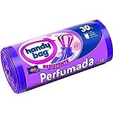 Handy Bag Bolsa de Basura, Perfumada, 30 L - 15 Unidades
