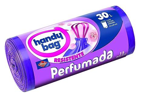 Remolino 35 l bolsas de basura perfumada de vainilla de lavanda Paquete de 7