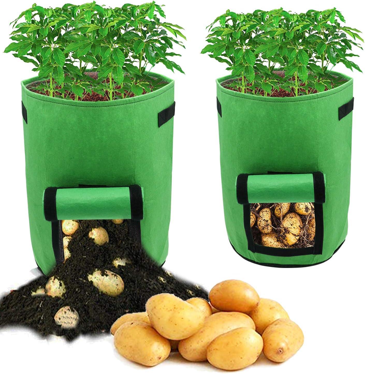 Hengda Pflanzen Tasche,Kartoffel Pflanzsack