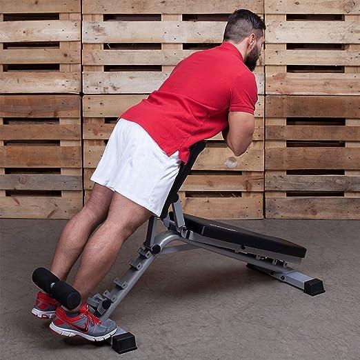 Profesional Pesas Transformer 3 in1 Banco de pesas - Sistema de reparación inteligente, verdadero curpult para bíceps Entrenamiento y espalda para HYPER ...