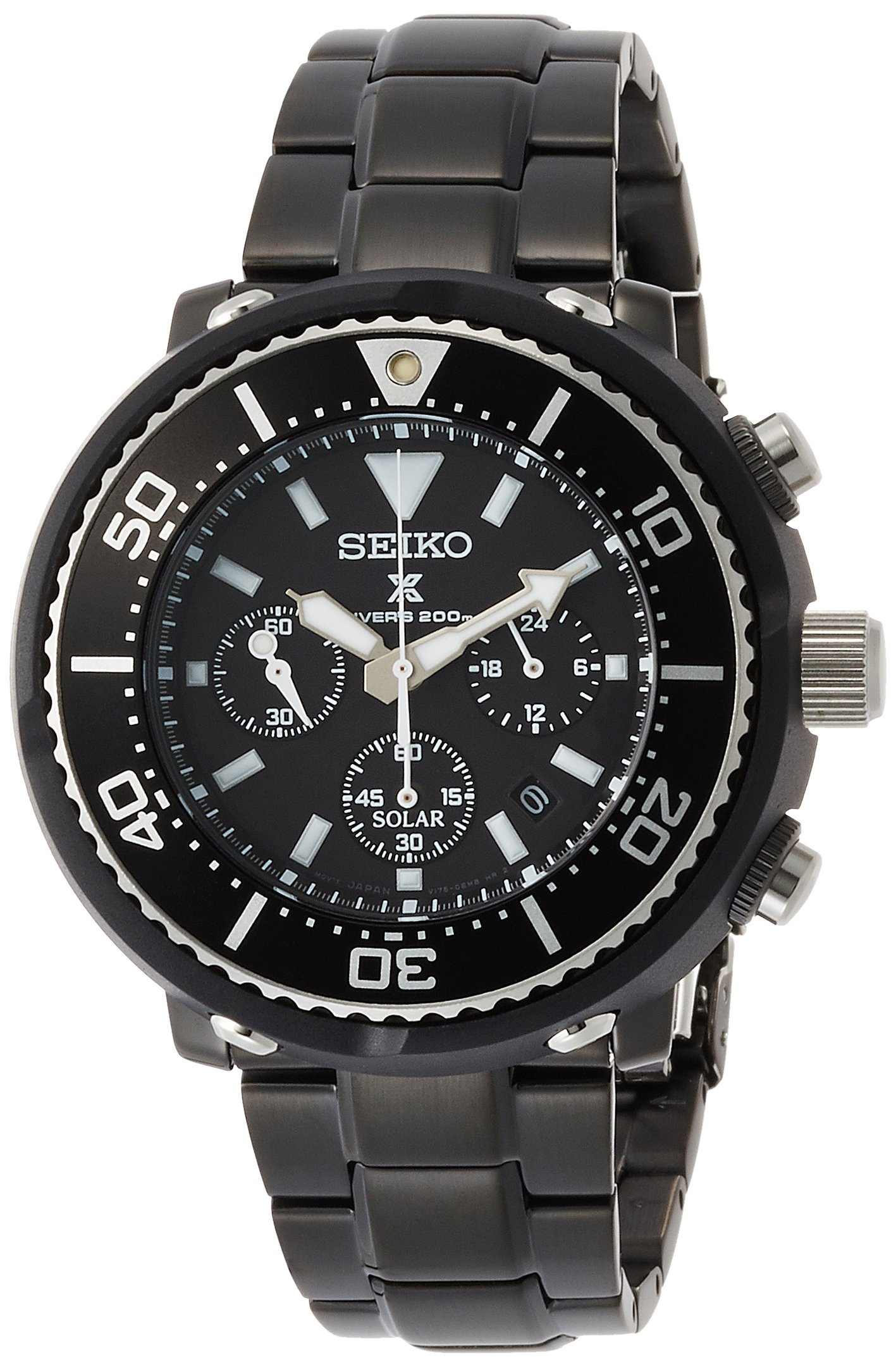 SEIKO PROSPEX Watch PROSPEX LOWERCASE Produce SBDL035 Men's