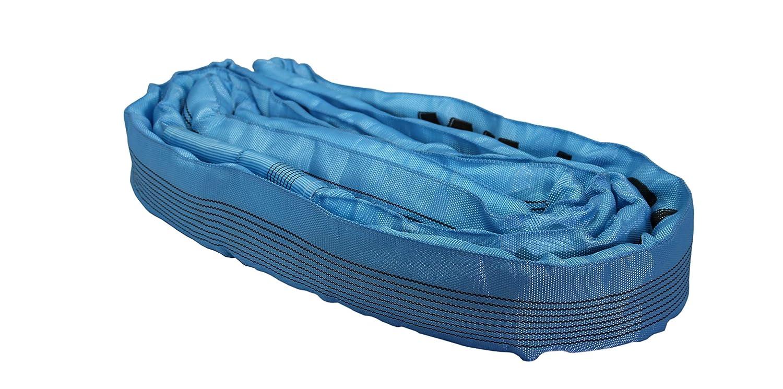 Rundschlinge mit Doppelmantel nach DIN EN 1492-2 Tragf/ähigkeit:1000 kg Umfang:2 m