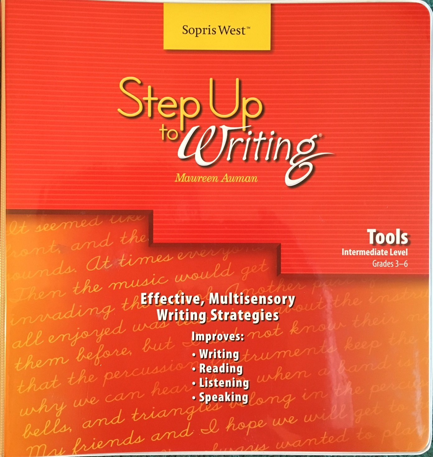 step up to writing, grades 1 - 3