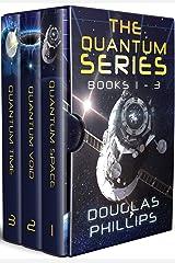 The Quantum Series: Box Set Books 1 - 3 Kindle Edition