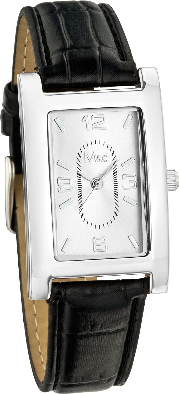 M&c FC0239 - Reloj para Hombres Color Negro