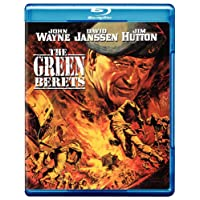 The Green Berets - The John Wayne Collection (Fully Packaged Import)