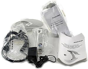 MS9500 Voyager BT, Scanner, USB Kit, Light Gray,Scanner,Base,Cable,Power