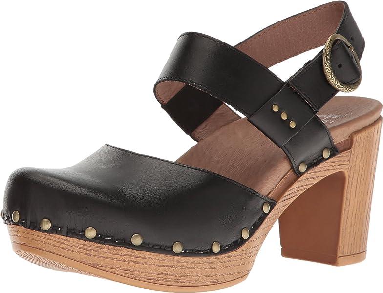 91b1cd145b0 Dansko Women s Dotty Heeled Sandal