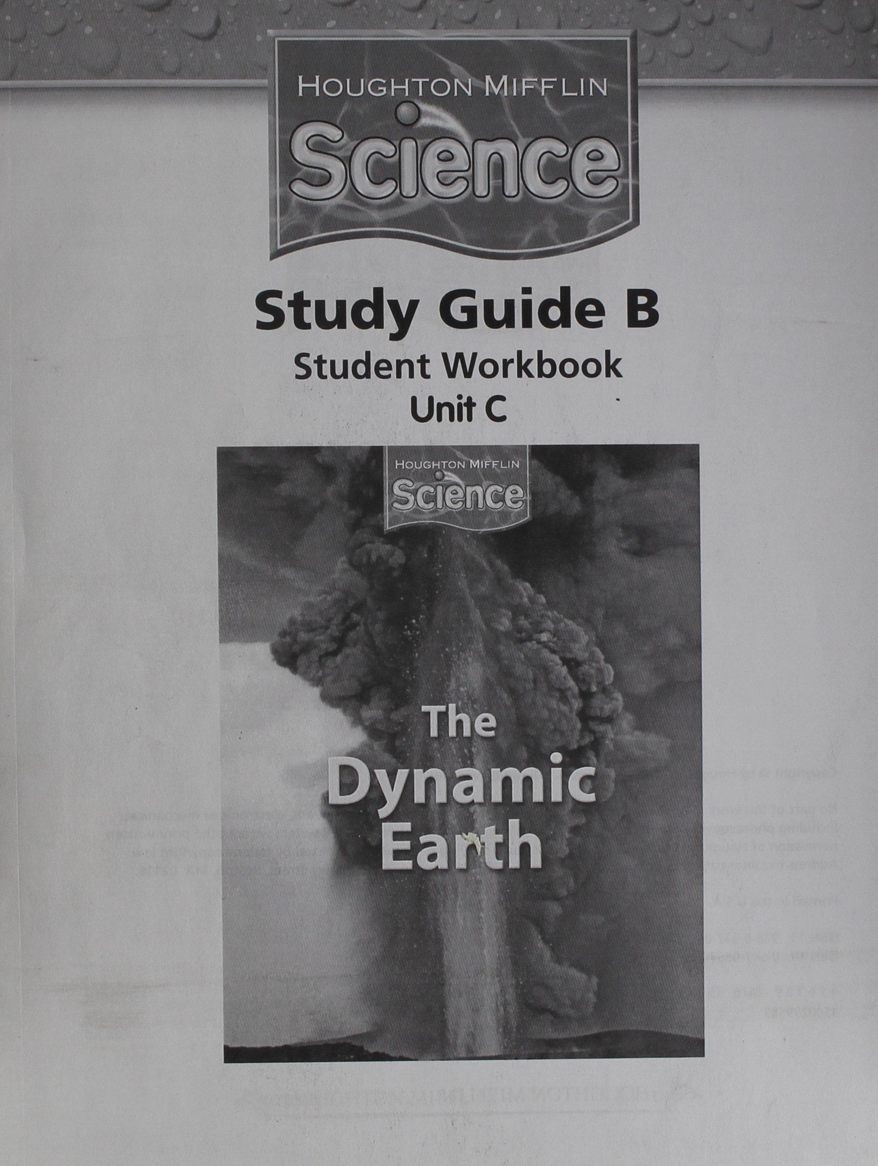 Houghton Mifflin Science: Study Guide Booklet Grade 6 Module