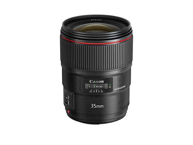 Canon EF 35mm f/1.4L II USM Lens DSLR Camera Lenses