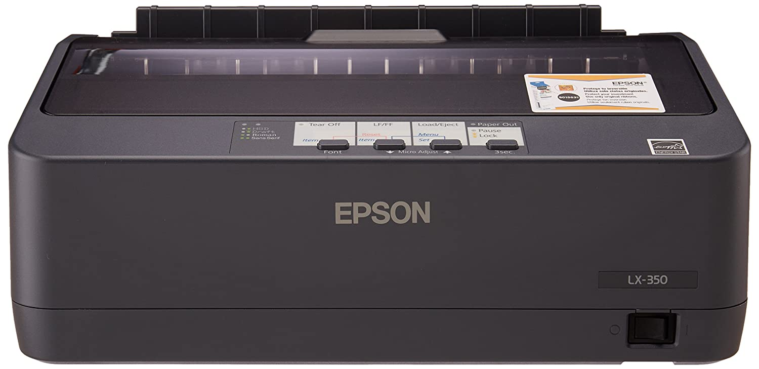 Epson C11CC24001 Dot Matrix Printer