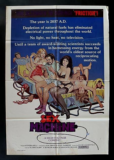 Sex machine the comedy