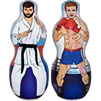 ImpiriLux Double Sided Inflatable Punching Bags