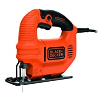 BLACK+DECKER KS501-QS Seghetto Alternativo Compatto, 400 W
