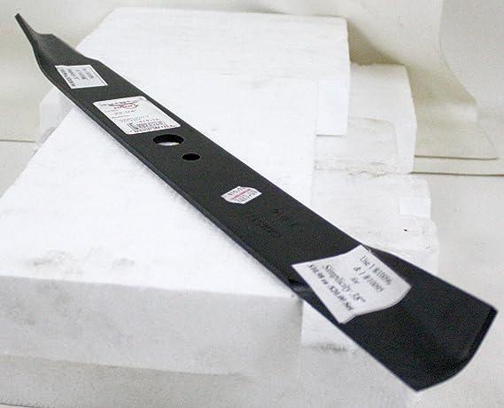 "replaces Simplicity Blades 38/"" Cut Deck High Lift Oregon 1704856  1704101"
